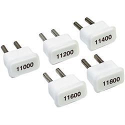 MSD 8751 11000 Series Module Kit, Even Increments