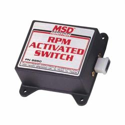 MSD 8950 RPM Activated Switch