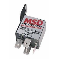 MSD 8961 MSD High Current Relay, SPST