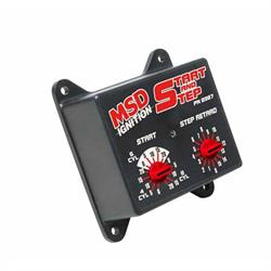 MSD 8987 Start and Step Timing Control