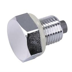 Magnetic Oil Pan Drain Plug, 1/2-20 Threads
