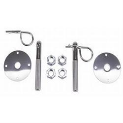 Hairpin-Style Hood Pin Kit
