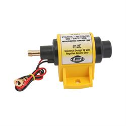 Mr Gasket 12E Micro-Electric Fuel Pump, Ethanol/Methanol, 35GPH