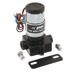 Mr Gasket 130P Electric Fuel Pump, Inline, 130 gph, 14 PSI