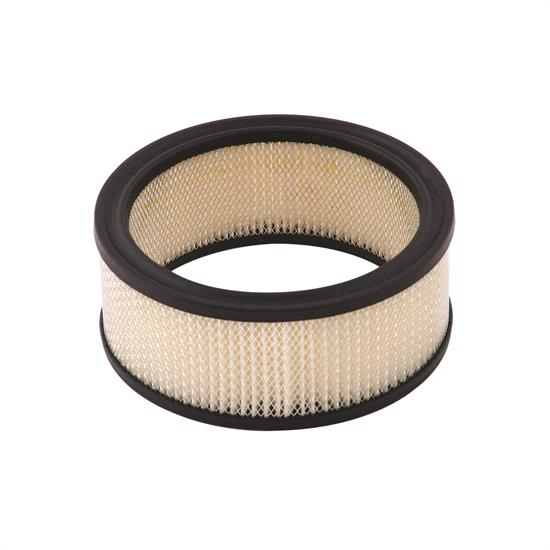 16 Inch Air Cleaner : Mr gasket a air filter element inch