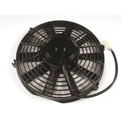 Mr Gasket 1986 Electric Cooling Fan, Reversible, 12 Inch, 1400 CFM