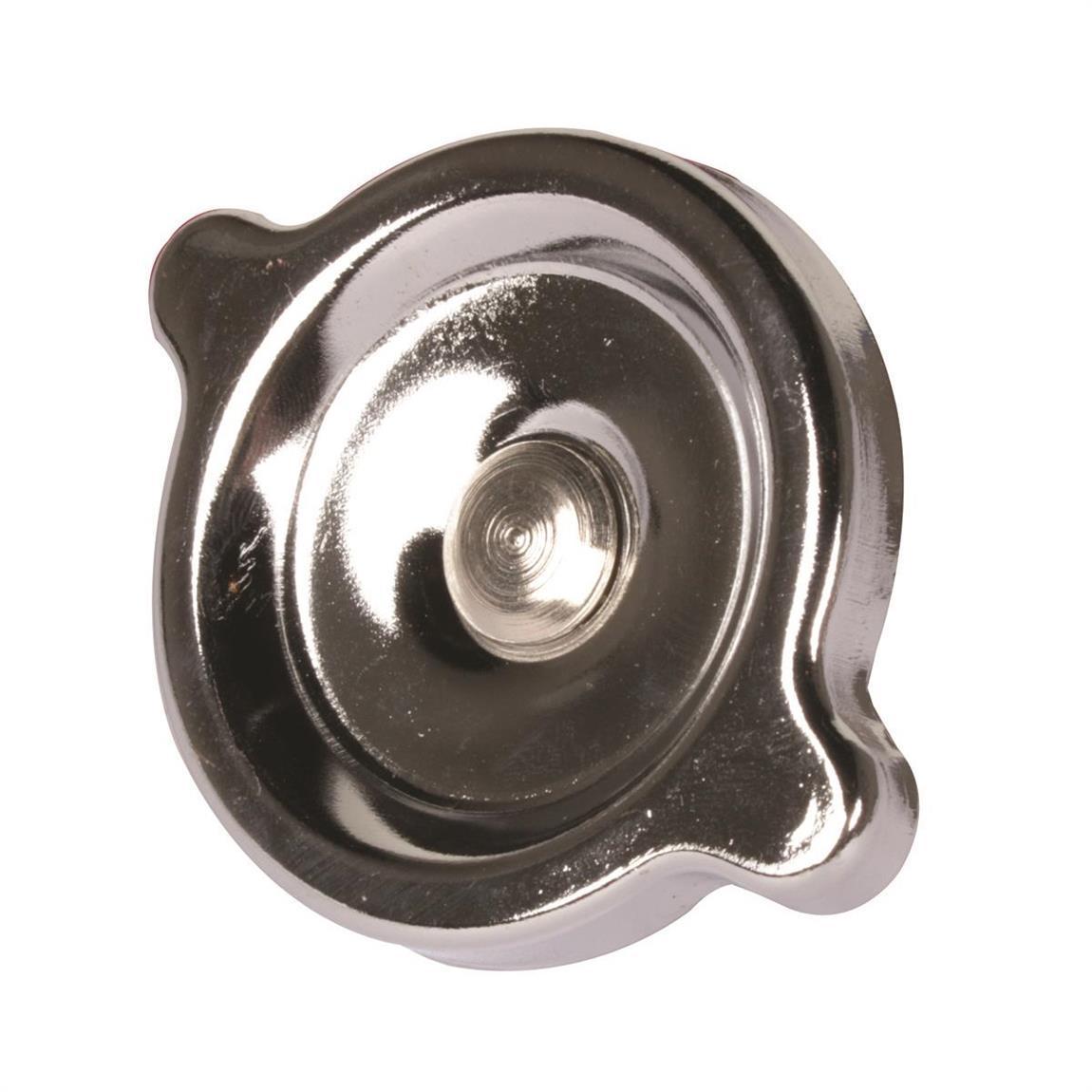 Twist In Spectre 43105 Chrome Oil Filler Cap