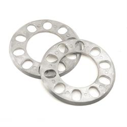 Mr Gasket 2370 Disc Brake Wheel Spacers, 7/32 Inch Thick, 5 lug