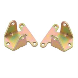 Mr Gasket 3672 Solid Steel Engine Motor Mounts, Long
