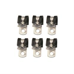 Mr Gasket 3770G Hose Mount Clamps, 3/16 Inch, 6 Piece