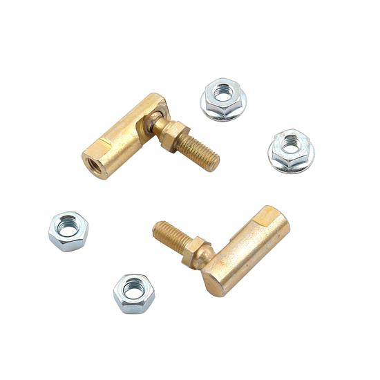 Throttle Cable Ends : Mr gasket g standard throttle cable ends