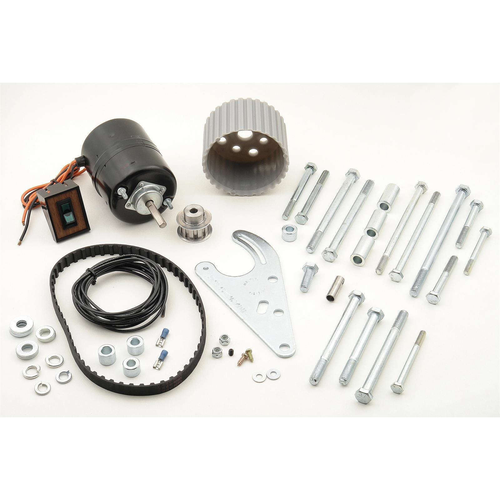 Mr Gasket 4333 Electric Water Pump Drive Kit