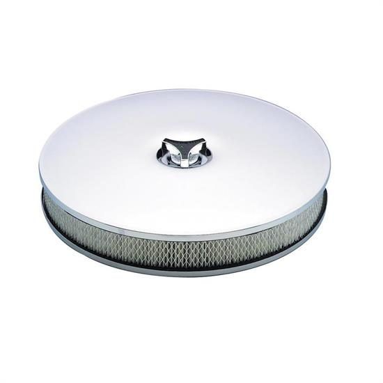 Mr Gasket 4354 4IN CHROME AIR CLEANER