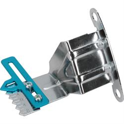 Small Block Chevy Chrome Timing Tab, 7 Inch