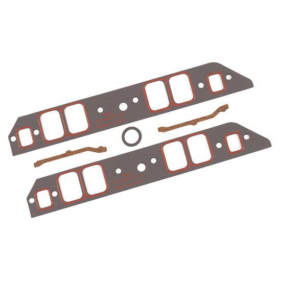 Mr Gasket 5819 Ultra-Seal Intake Gaskets, BBC, Rectangle Port