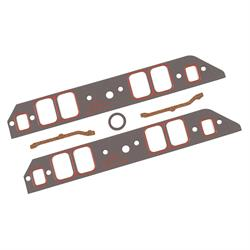 Mr Gasket 5819 Ultra-Seal Intake Gaskets, BBC, Rectangle Port