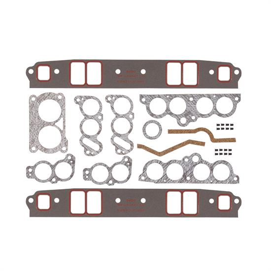 Mr Gasket 5851 Ultra-Seal Intake Gaskets Set, SBC 305/350