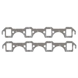 Mr Gasket 5930 Exhaust Gaskets, Small Block Ford, 1.12 x 1.48 Inch