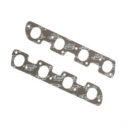 Mr Gasket 5951MRG Exhaust Gaskets, Ford 351C/351M/400, 1.58 x 1.96 In