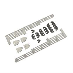 Mr Gasket 6018 Universal Spark Plug Wire Divider Set, Clear Anodized