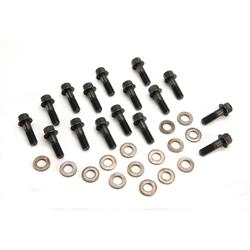 Mr Gasket 6081MRG Super Intake Manifold Bolt Kit, BBC
