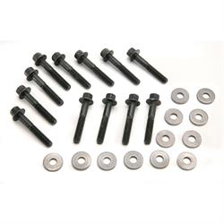 Mr Gasket 6082MRG Super Intake Manifold Bolt Kit, SBF