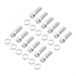 Mr Gasket 6091 Intake Manifold Bolt Kit, SBC