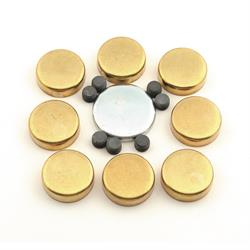 Mr Gasket 6482 BRASS FREEZE PLUG KIT