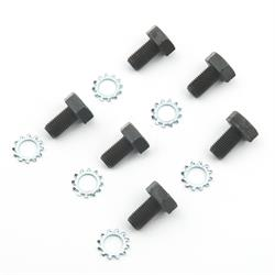 Mr Gasket 6711MRG Flex Plate Bolts, Ford