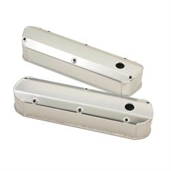 Mr Gasket 6824G Fabricated Aluminum Valve Covers, 1962-85 260-351W SBF