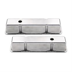 Mr Gasket 6854 Aluminum Tall Style Valve Covers, 1958-86 SBC 283-400