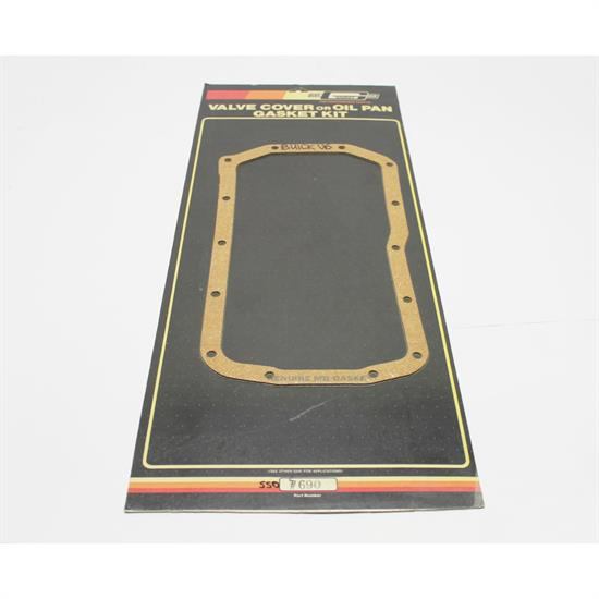 Garage Sale - Mr Gasket 690 Buick 231 V6 Oil Pan Gasket