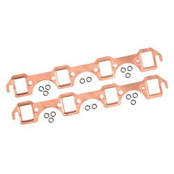 Mr Gasket 7160 Exhaust Gaskets, Small Block Ford, Rectangular Ports