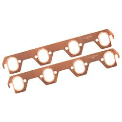 Mr Gasket 7161 Exhaust Gaskets, Small Block Ford, Oval Ports