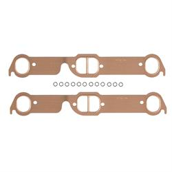 Mr Gasket 7171MRG Exhaust Gaskets, Pontiac, Copper-Seal