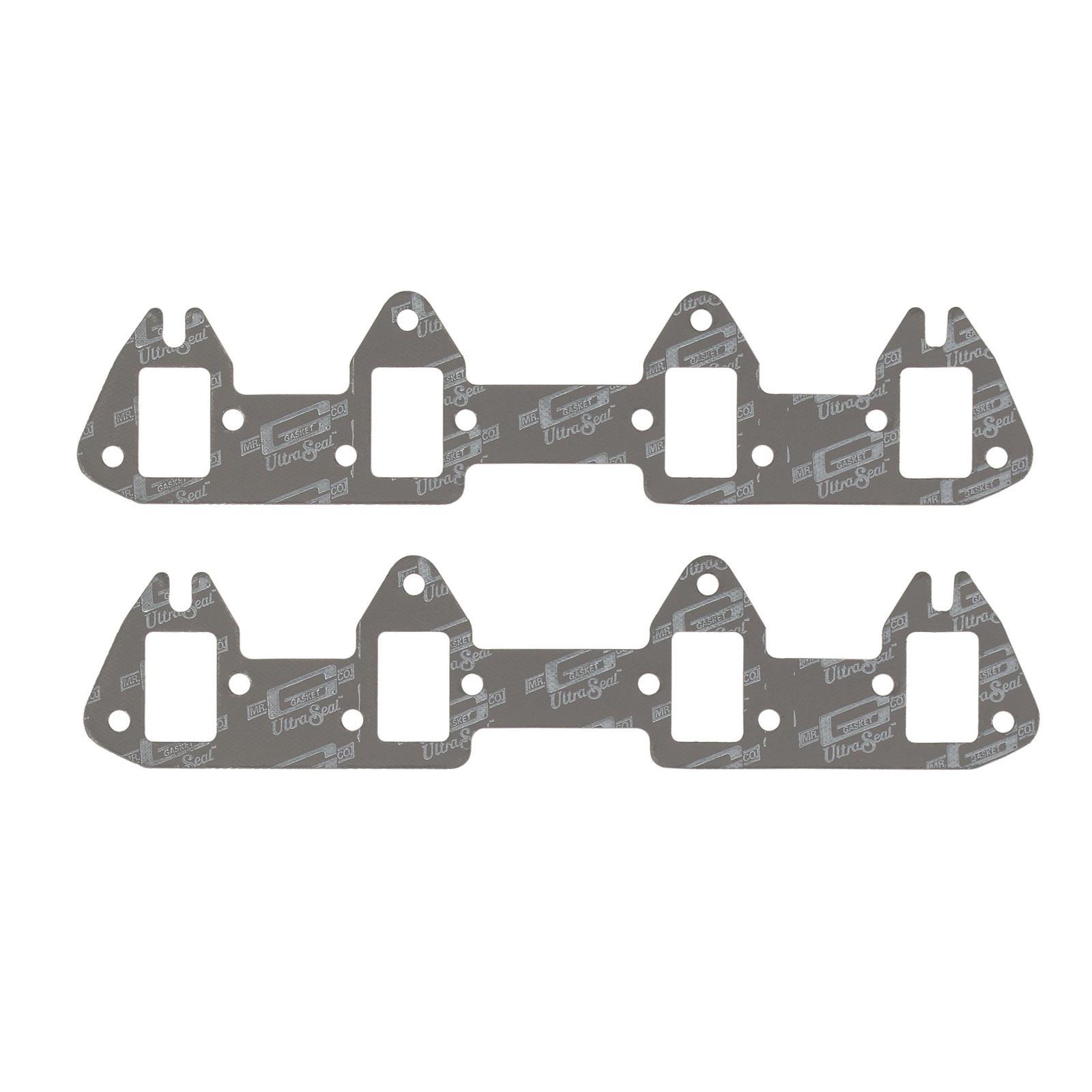 2 Per Set Mr Gasket 5930 Ultra-Seal Exhaust Manifold Gaskets