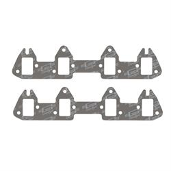 Mr Gasket 7554MRG Exhaust Gaskets, Ford 390-428, 1.38 x 2.12 Inch