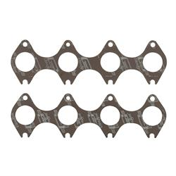 Mr Gasket 7558 Exhaust Gaskets, 4.6L 3-Valve Ford Modular, 1.78 Inch