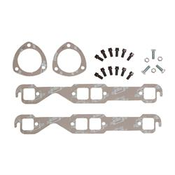 Mr Gasket 7650G Header Install Kit, Small Block Chevy, Square Ports