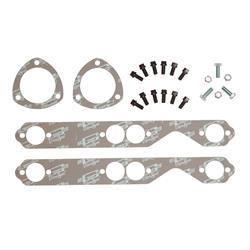 Mr Gasket 7651G Header Install Kit, Small Block Chevy, Round Ports