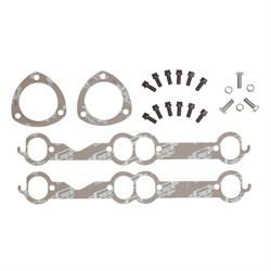 Mr Gasket 7652G Header Install Kit, Small Block Chevy, Oval Ports