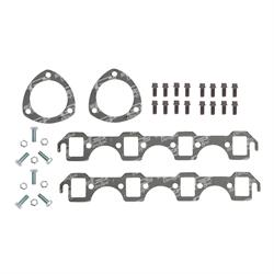 Mr Gasket 7659G Header Install Kit, Small Block Ford, Rectangular Port