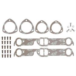 Mr Gasket 7665G Header Install Kit, Pontiac, Oval Ports