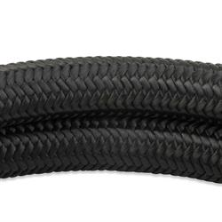 Mr Gasket 840610 Black Nylon Braided Hose, -10 AN, 6 Feet
