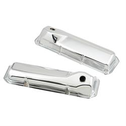 Mr Gasket 9414 Chrome Valve Covers, 1971-82 Ford 351C/351M/400M