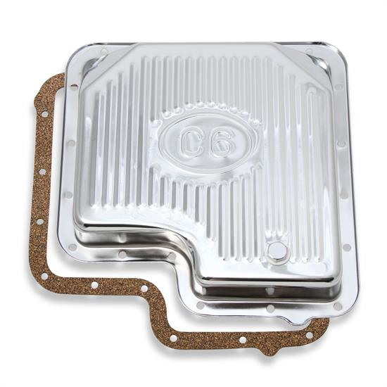 Mr Gasket 9745CMRG Automatic Transmission Oil Pan