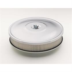 Mr Gasket 9791 Air Cleaner, 10 x 2 Inch
