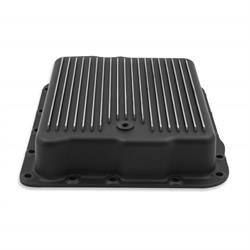 Mr Gasket 9797BMRG Transmission Oil Pan, 700R4/4L60/4L60E, Black