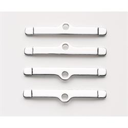 Mr Gasket 9817 Valve Cover Clamps, Long Style, Chrome