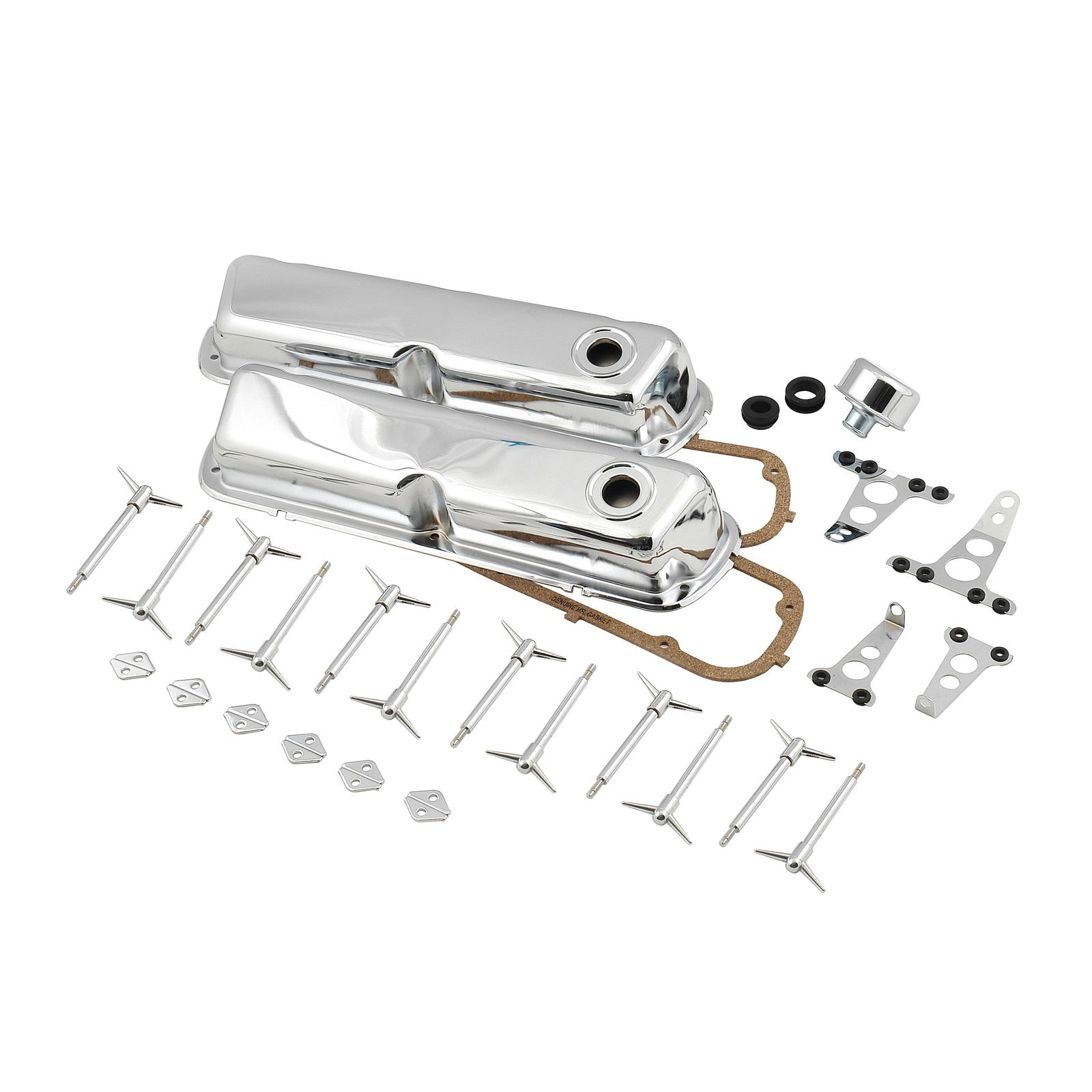 Mr Gasket 9834 Engine Dress-Up Kit